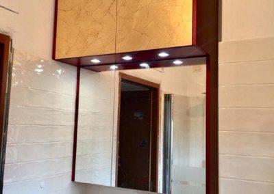 Ristrutturazione Bagni, Ellegi Snc, Milano, mobile specchio