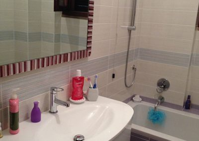 Ristrutturazione Bagni, Ellegi Snc, Milano, lavabo, specchio, vasca