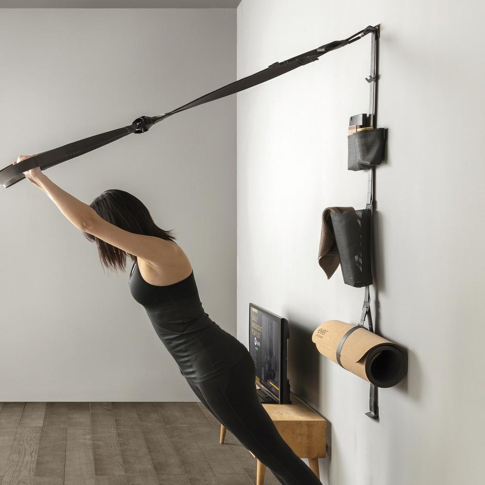 tape fit è un sistema di allenamento in sospensione